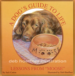 book life lessons from a boykin spaniel illustrated by deb hoeffner