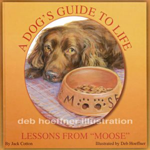 dog book illustrated by deb hoeffner