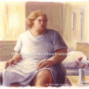 medical stock illustration obesity