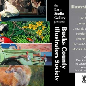 Bucks County Illustrators Society Art Exhibit
