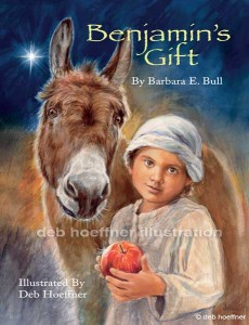 Benjamins_Gift_book_cover Christian Children's Book Illustrators