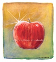 star apple painting